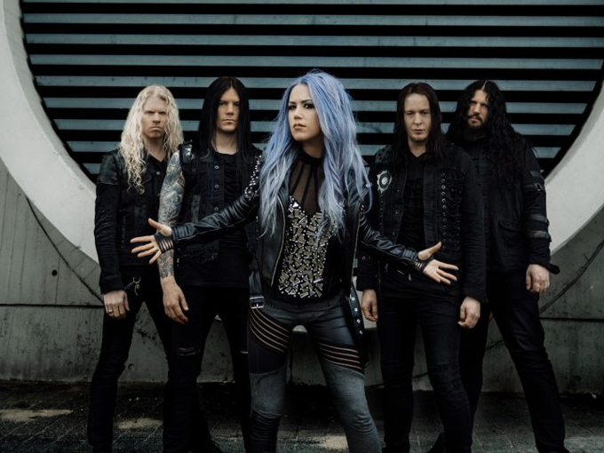 ARCH ENEMY - THE EAGLE FLIES ALONE (OFFICIAL VIDEO)