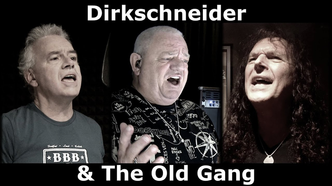 DIRKSCHNEIDER AND THE OLD GANG. . .