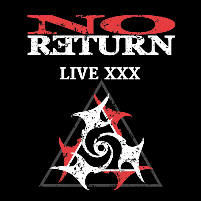 "NO RETURN --- KLIP PROMUJĄCY ALBUM ""LIVE XXX"""