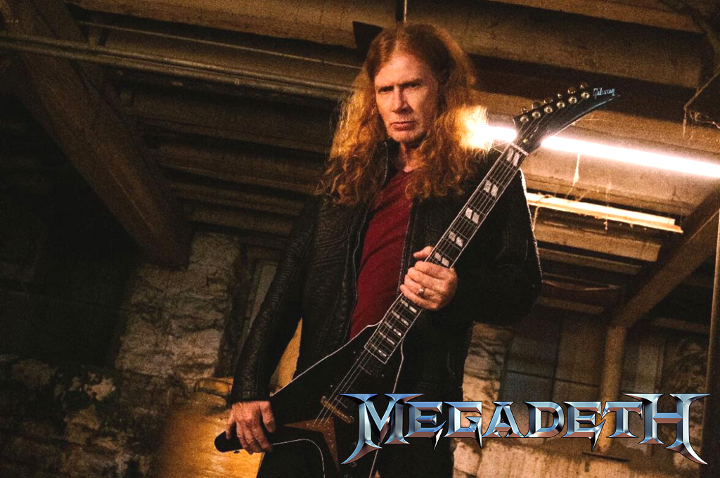 MEGADETH — THE SICK, THE DYING AND THE DEAD!